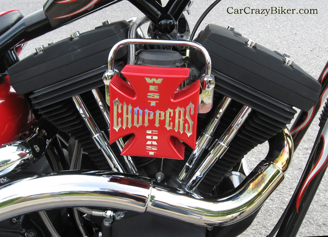 Maltese Cross Air Cleaner : November carcrazybiker