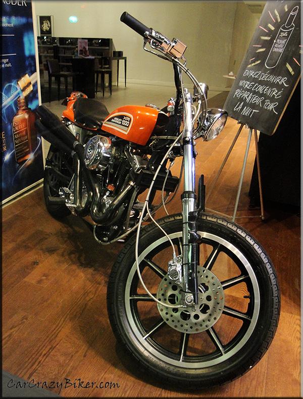 Harley Davidson XR1000 carcrazybiker