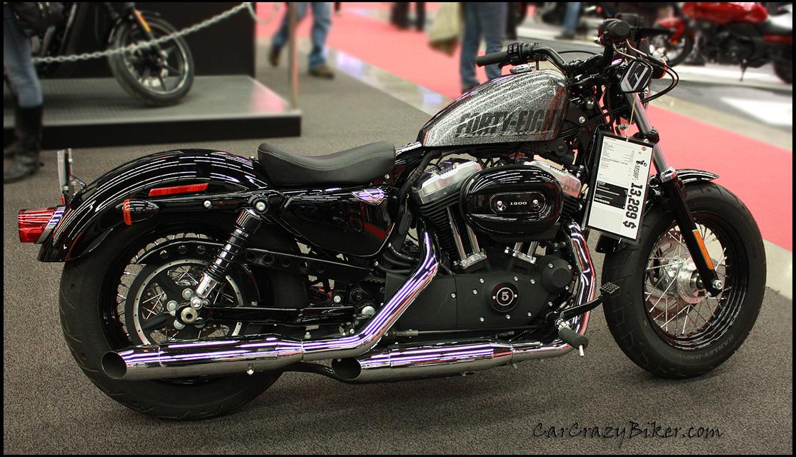 Harly Davidson-carcrazybiker