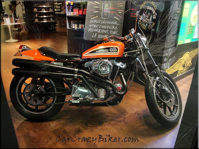 Harley Davidson XR 1000 CarCrazyBiker