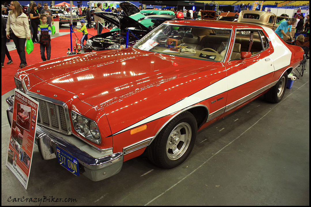 Ford Grand Torino 73 Starsky and Hutch