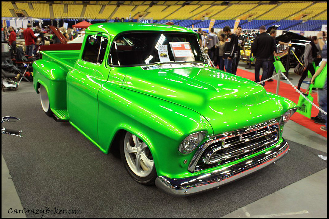 CarCrazyBiker Pickup