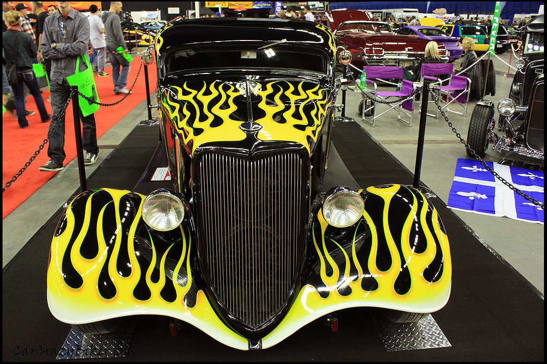 CarCrazyBiker Hot Rod