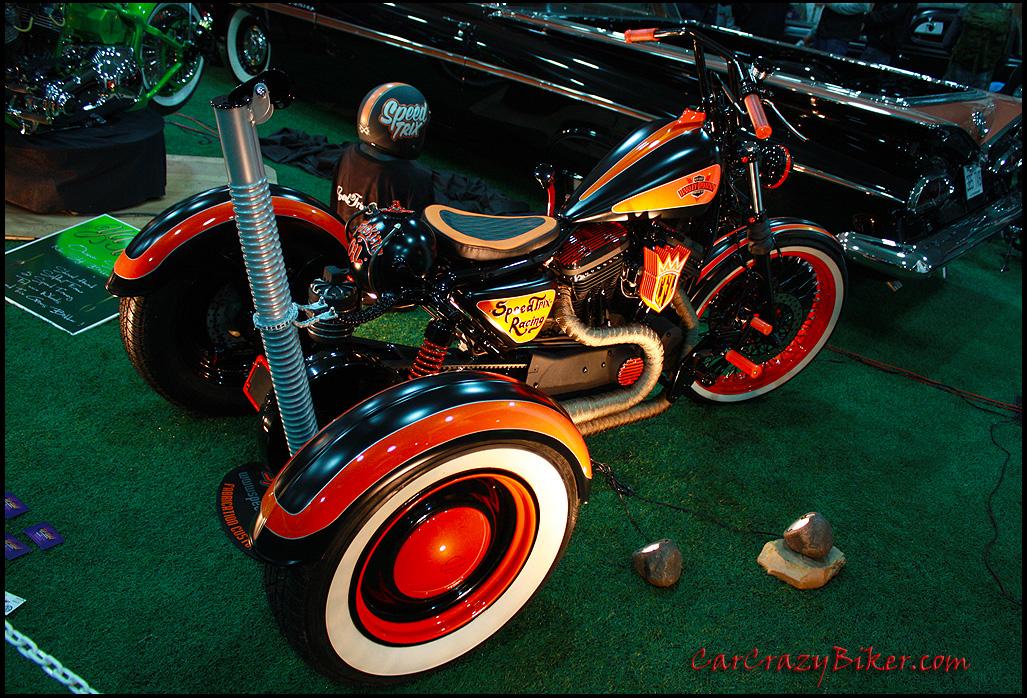 CarCrazyBiker Nick's Trike