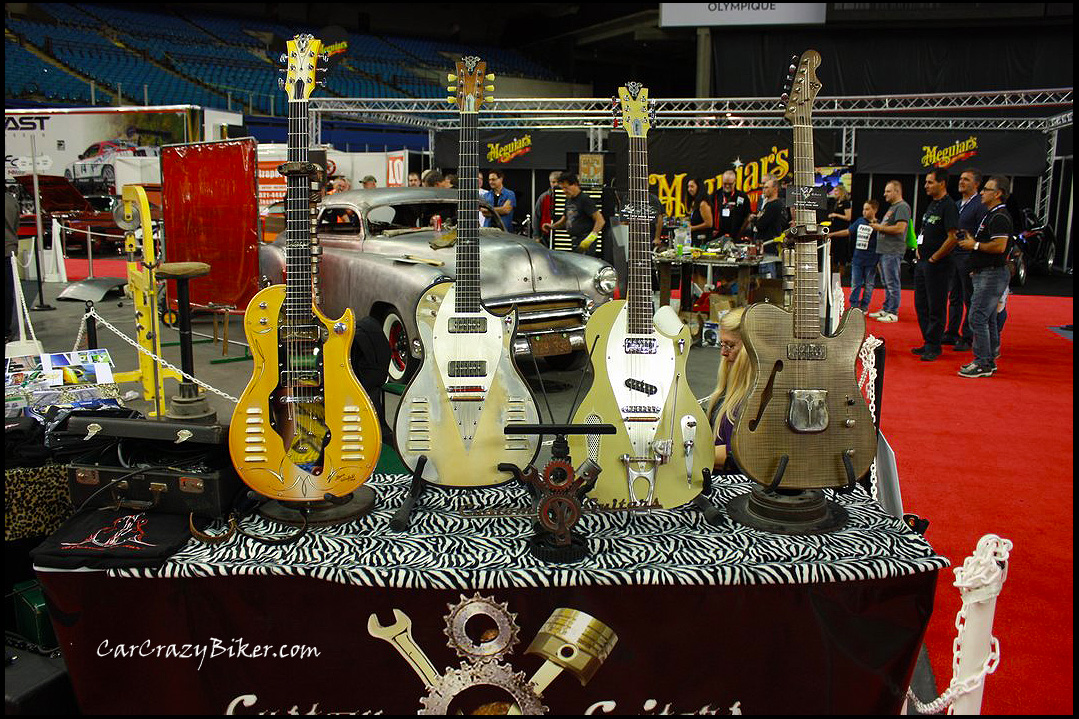 V8 Custom Guitars
