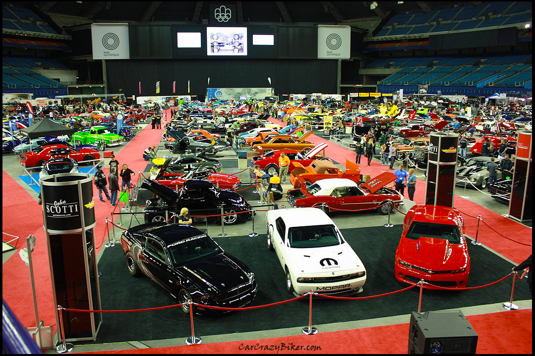 Autorama 2015 John Scotti east coast carz
