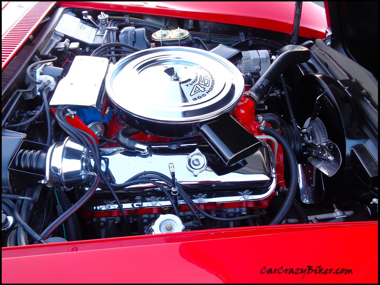 Corvette 1971 454 LS5
